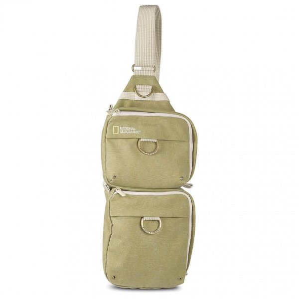 National Geographic - Earth Explorer Sling Bag