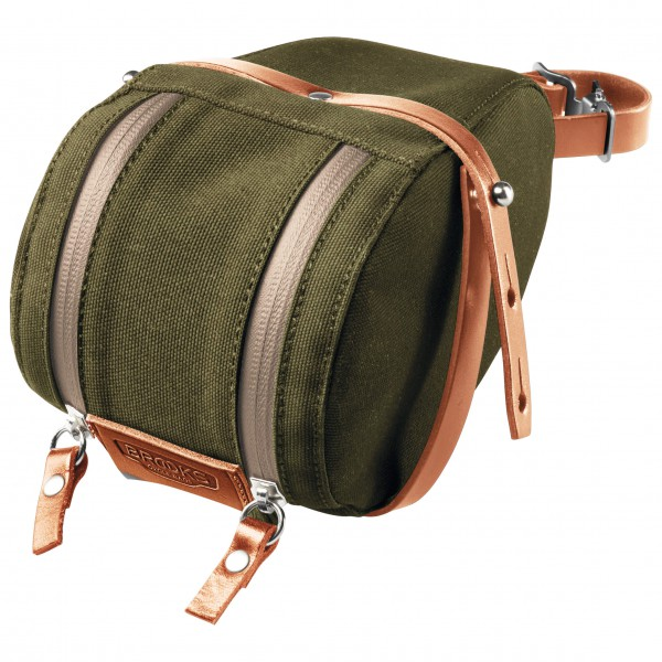 Brooks England - Isle Of Wight Saddle Bag - Satulalaukku