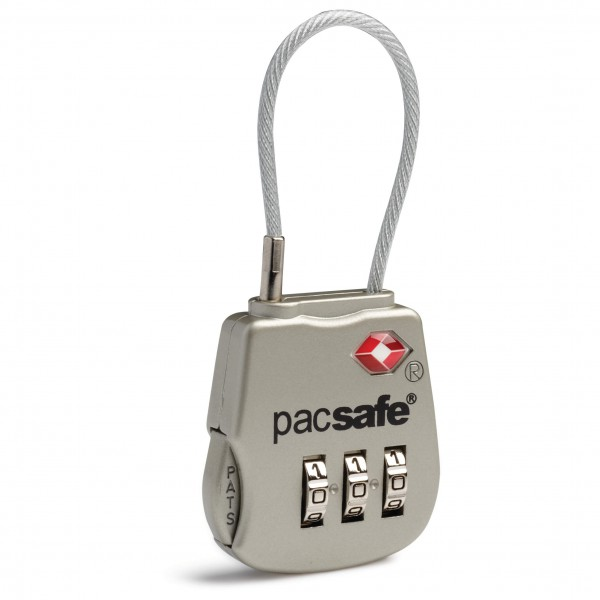 Pacsafe - Prosafe 800 - combination lock