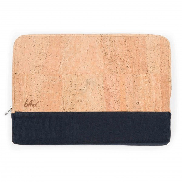 Bleed - Cork Laptop Sleeve - Laptoptas