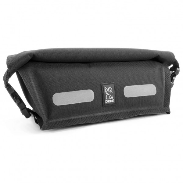 Chrome - Knurled Handlebar Bag - Sacoche de guidon
