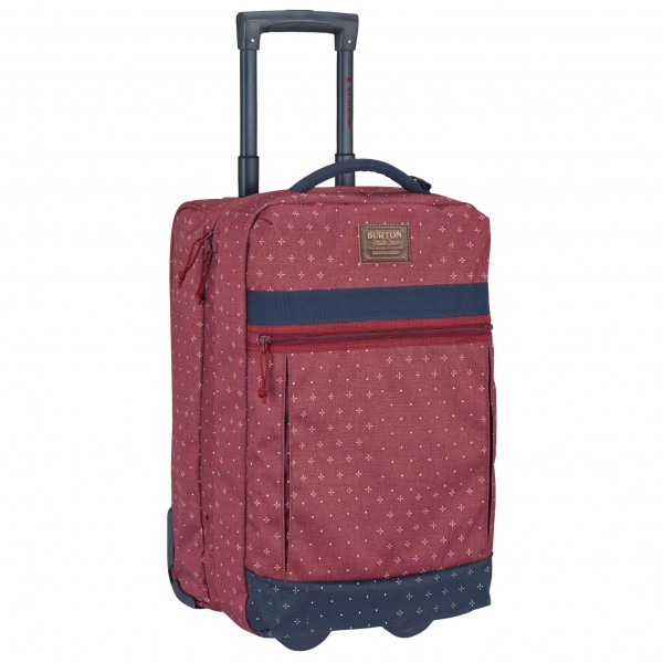 Burton - Red Eye Roller - Luggage