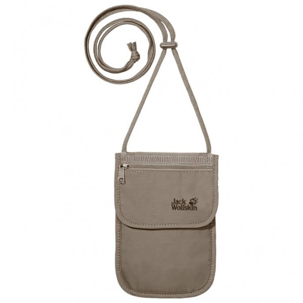 Jack Wolfskin - Passport Breast Pouch - Valuables pouches