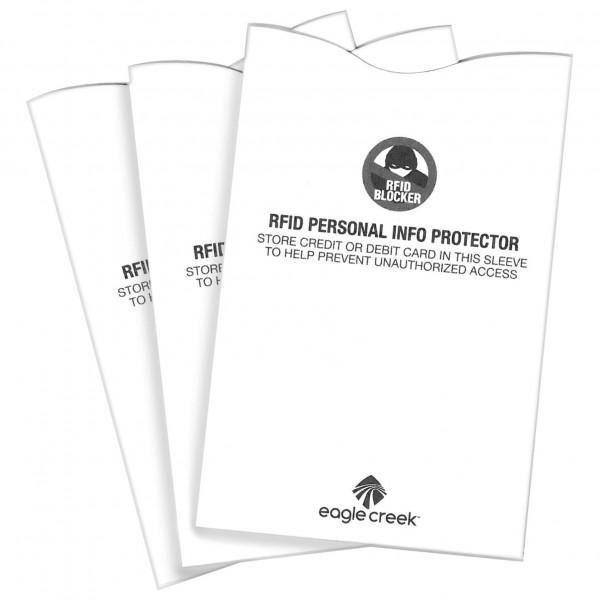 Eagle Creek - RFID Blocker Sleeves - Arvoesineiden säilytyspussit