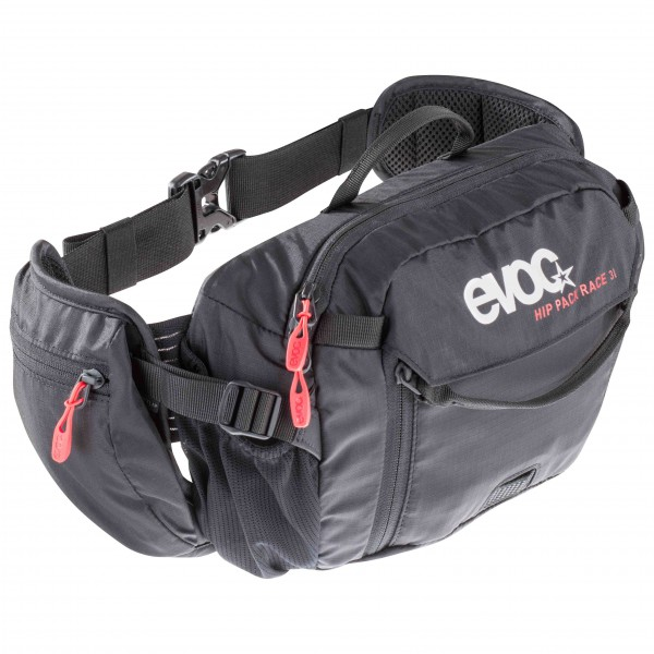 Evoc - Hip Pack Race 3L + 1.5L Bladder - Höftväska