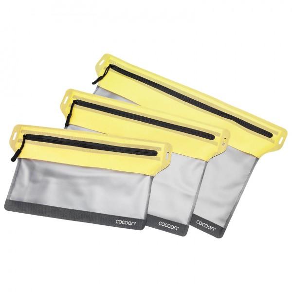 Cocoon - Zippered Flat Document Bags - Poser til værdigenstande