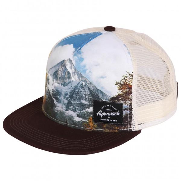 Alprausch - Bergtschäpper Mütze Trucker Cap