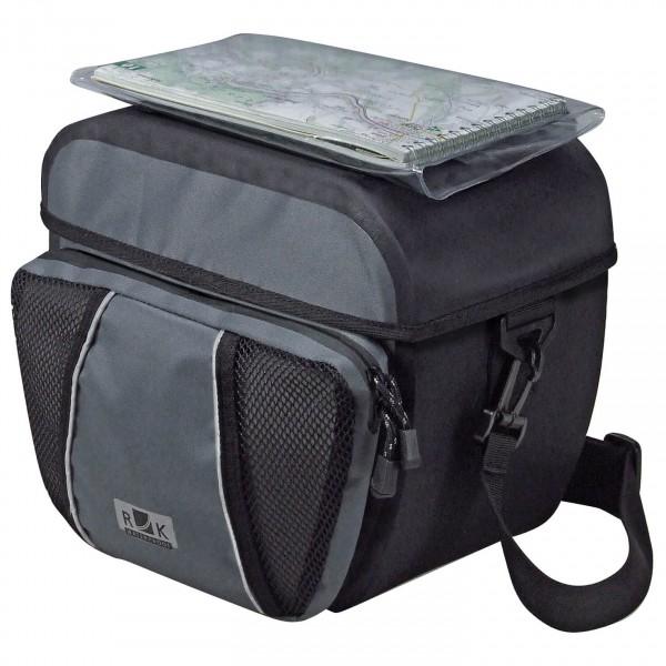 RIXEN & KAUL KLICKfix Ultima Lenkertasche + Lenkeradapter - Styrtaske | Handlebar bags