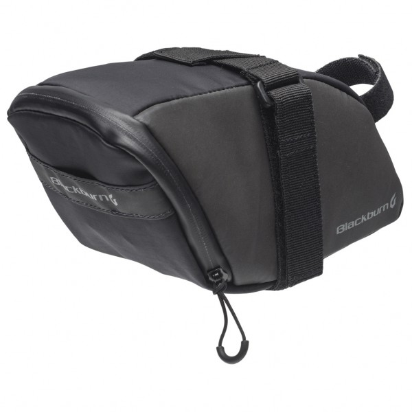 Blackburn - Grid Large Bag Black Reflective - Cykelväska