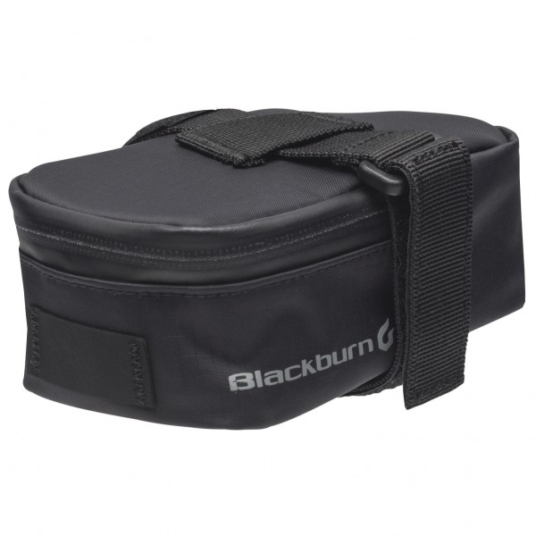 Blackburn - Grid MTB Seat Bag Black Reflective - Sykkelveske