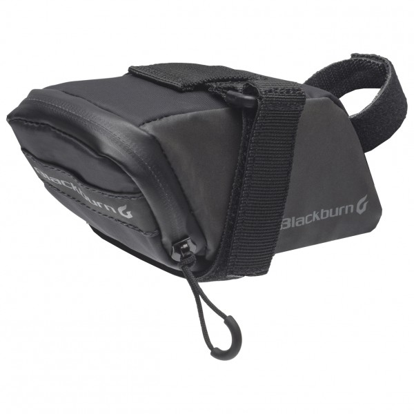 Blackburn - Grid Small Seat Bag Black Reflective - Fietstas
