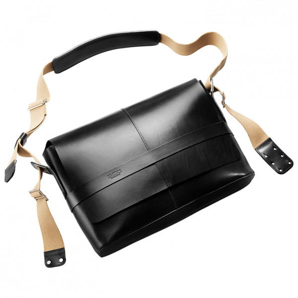 Brooks England - Barbican Leather Bag 13 l - Axelväska