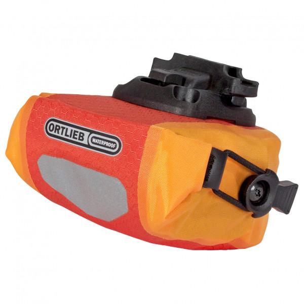 Ortlieb - Micro Two, 0,5L, Signal Red-Orange - Alforja para bicicleta