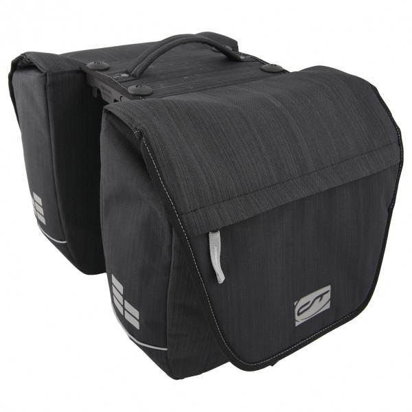 Contec - Neo.Double Racktime - Sacoche pour porte-bagages