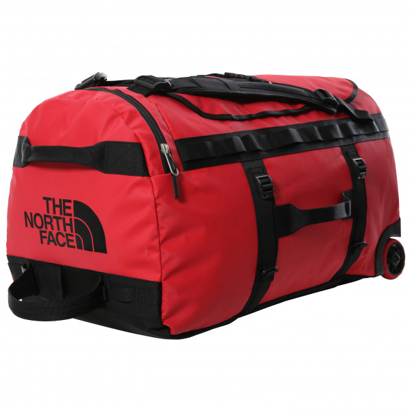 The North Face - Base Camp Duffel Roller - Luggage