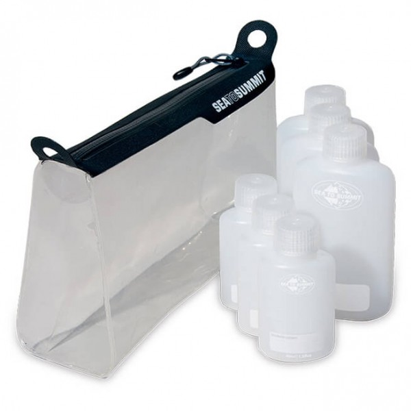 Sea to Summit - TPU Clear Ziptop Pouch - Hygienialaukut