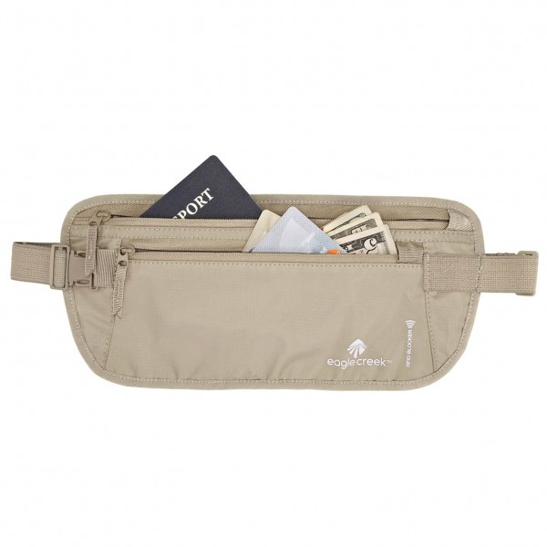 Eagle Creek - RFID Blocker Money Belt DLX - Pose til verdisaker