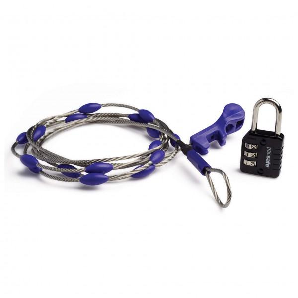 Pacsafe - Wrapsafe - combination lock