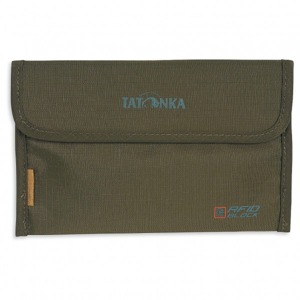 Tatonka - Travel Folder RFID Block - Wallets