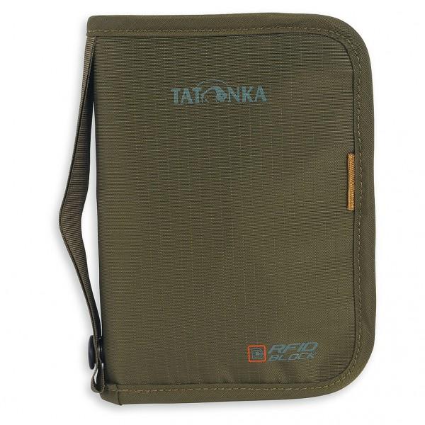 Tatonka - Travel Zip M RFID Block - Asiakirjalaukku