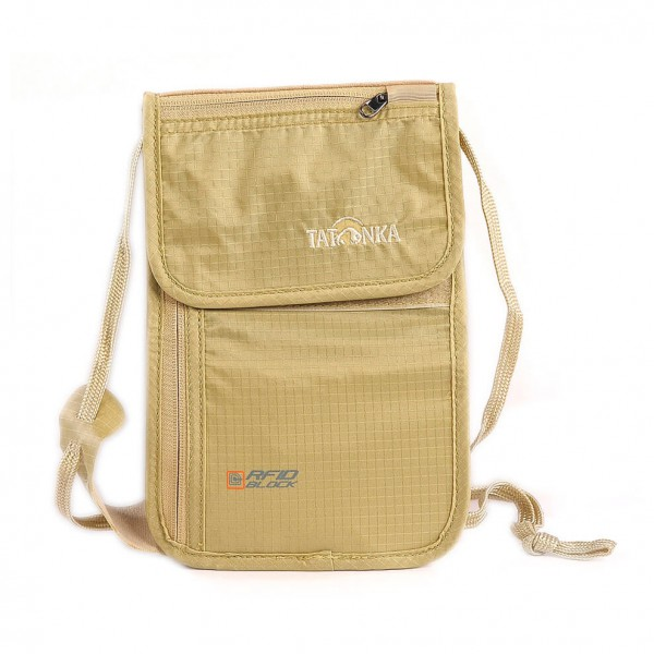 Tatonka - Skin Neck Pouch RFID - Kaulapussi