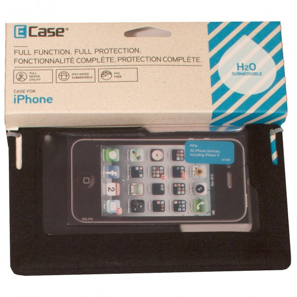 E-Case - iSeries Case iPhone - Smartphonehoesje