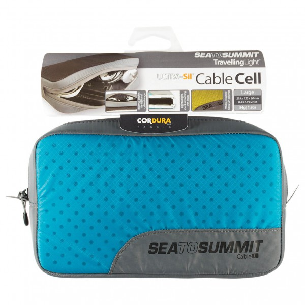 Sea to Summit - Cable Cell - Pochette pour câble