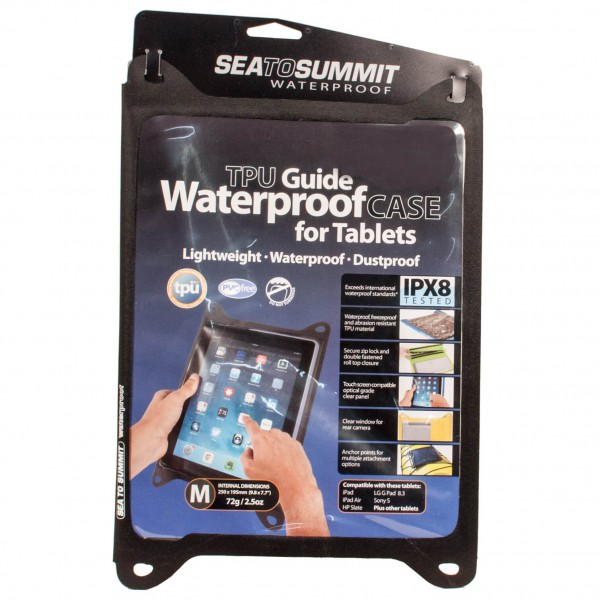Sea to Summit - TPU Waterproof Case For Tablets - Hülle