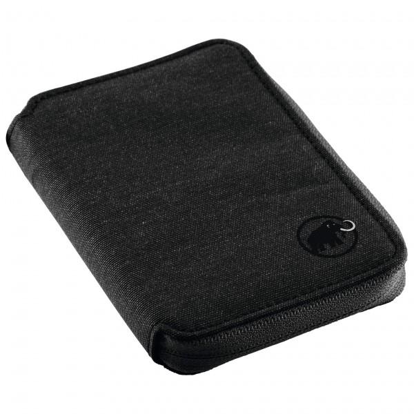 Mammut - Zip Wallet Mélange - Geldbeutel