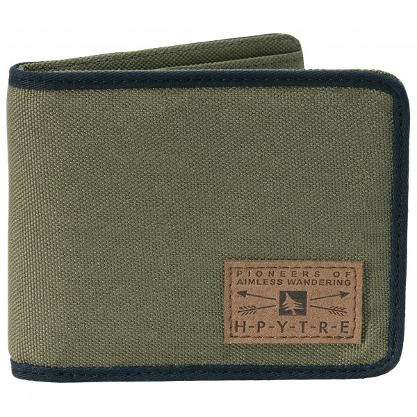 Hippy Tree - Wallet Madera - Geldbeutel