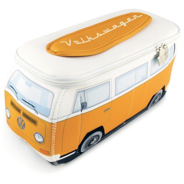 VW Collection - VW T2 Bus 3D Neopren Universaltasche - Toilettasker
