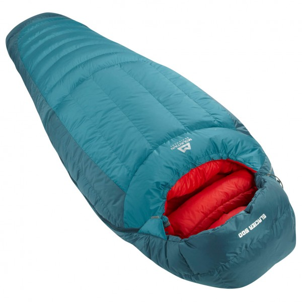 Mountain Equipment - Women's Glacier 500 - Down sleeping bag