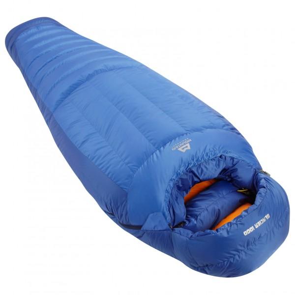 Mountain Equipment - Glacier 1000 - Down sleeping bag