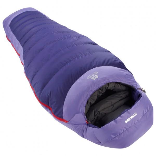 Mountain Equipment - Women's Titan 550 - Down sleeping bag
