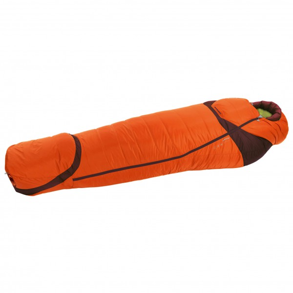 Ajungilak - Altitude EXP 3-Season - Down sleeping bag