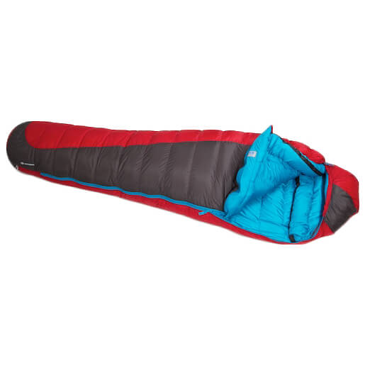 Sir Joseph - Erratic Plus II 850 Lady - Down sleeping bag