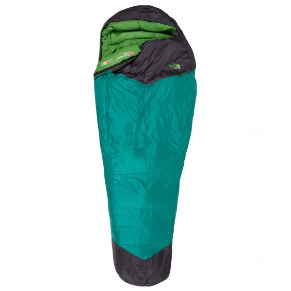 The North Face - Green Kazoo - Down sleeping bag