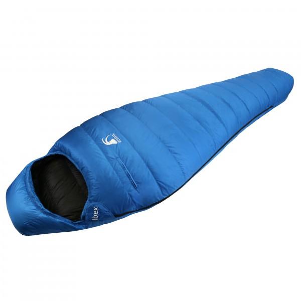 Alvivo - Ibex - Sac de couchage à garnissage en duvet