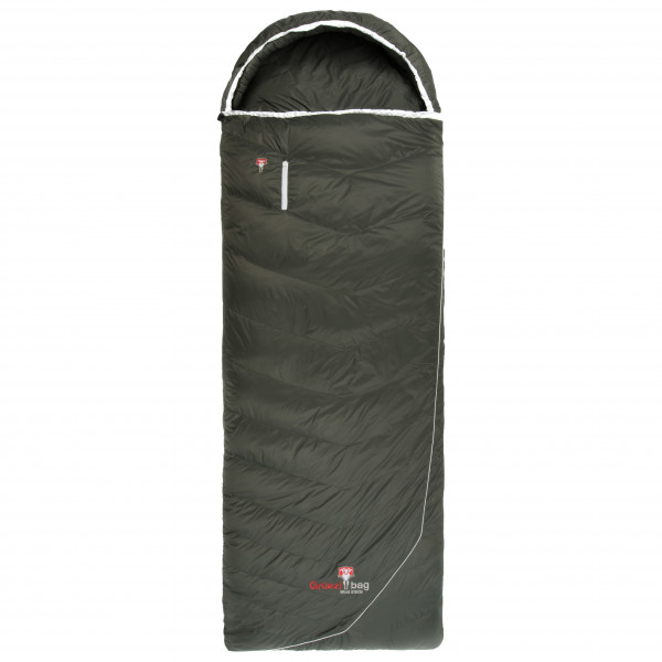 Grüezi Bag - Biopod DownWool Summer Comfort - Down sleeping bag