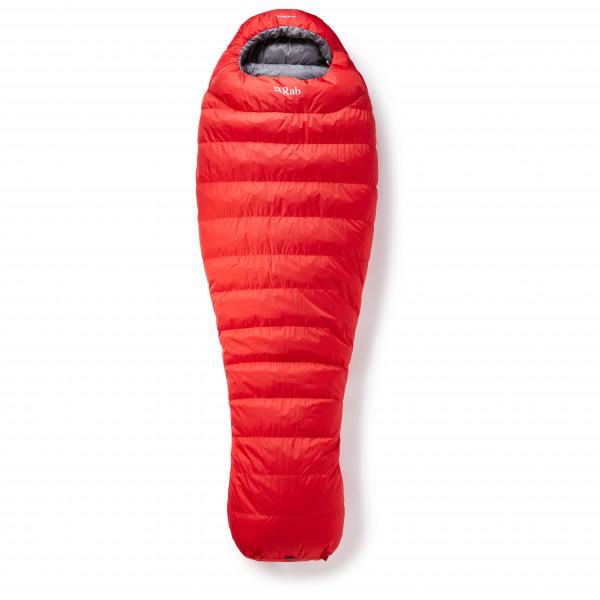 Rab - Alpine Pro 600 - Saco de dormir de plumas
