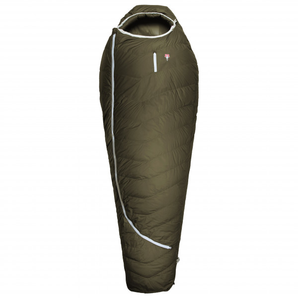 Biopod DownWool Ice Compostable - Down sleeping bag