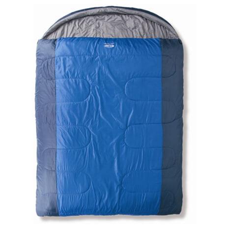 Gelert - Hebog Classic Double - Leichtschlafsack mit Kapuze