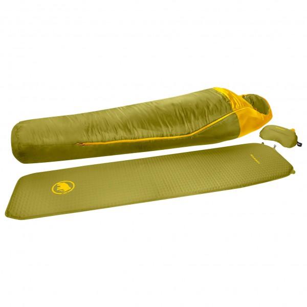Mammut - Starter Kit Spring - Tekokuitumakuupussi