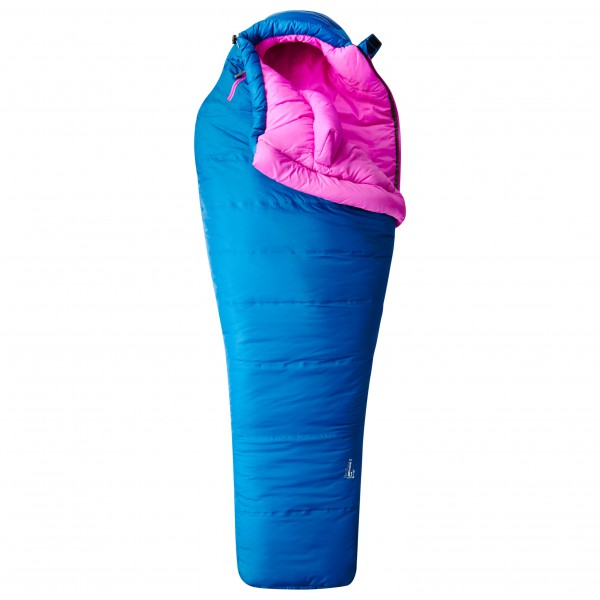Mountain Hardwear - Women's Laminina Z Torch Sleeping Bag - Tekokuitumakuupussi