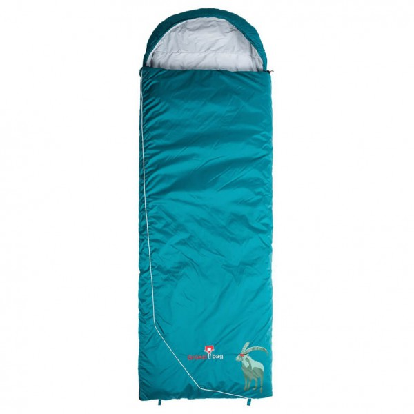 Grüezi Bag - Biopod Decke Wolle Goaß - Hybridschlafsack