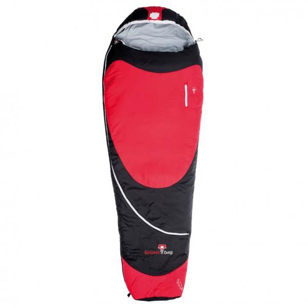 Grüezi Bag - Biopod Hybrid Wool/Down - Kunstfaserschlafsack