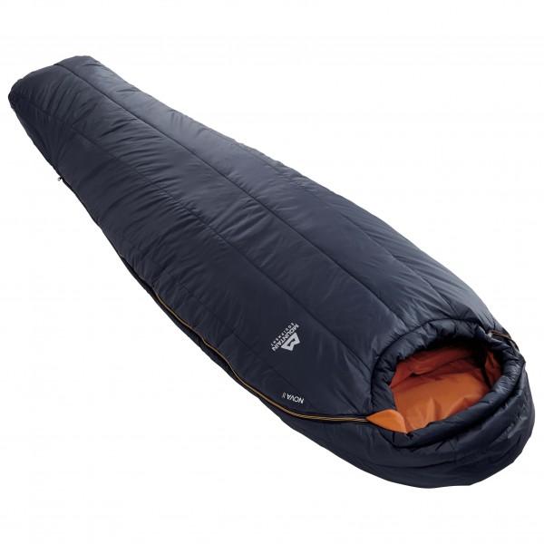 Mountain Equipment - Nova III - Saco de dormir fibra sintética
