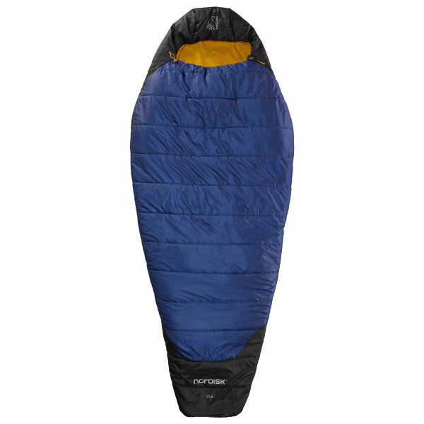 Nordisk - Puk +4 Egg - Synthetic sleeping bag