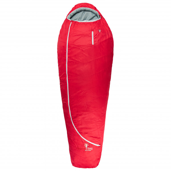 Grüezi Bag - Biopod Wolle Zero XL - Kunstfaserschlafsack