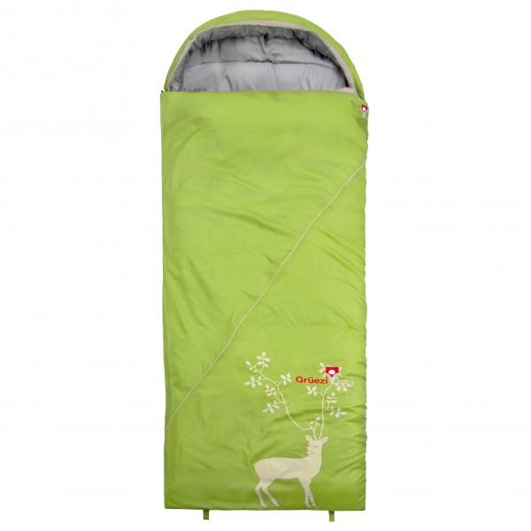 Grüezi Bag - Cloud Decke Reh III - Kunstfaserschlafsack